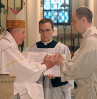 Fr. Kautzky ordination