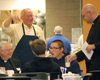 Bishop Pates' Andrew Dinner - Des Moines